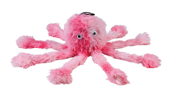 Dog Toys - Cuddle Soft baby octopus