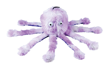 Dog Toys - Cuddle Soft daddy octopus