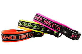 LIFEGUARD COLLARS pink