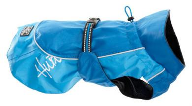 Hurtta pro raincoat blue