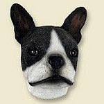 Dog magnets Boston Terrier